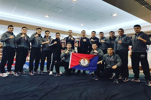 Success of the Athletes of GCGF participating in the 12th Turkey Interuniversity Muay Thai Championship